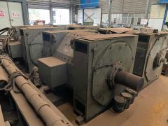 供应:4台2500KW直流电机