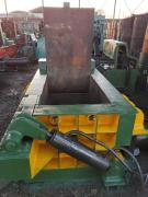 供应:华宏125金属液压打包机