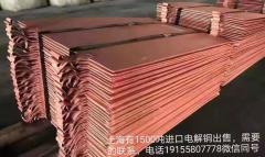 供應:電解銅板