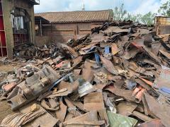 供應:大量出售廢鐵