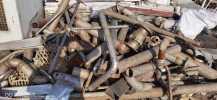 供应:出售废旧304不锈钢管料一批