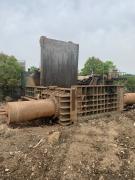 供應:江陰華磊800噸液壓打包機