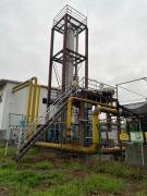 供應:二手容煤回收塔