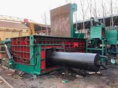 供應:華宏315噸金屬打包機